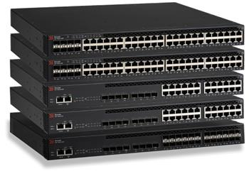 12-port 1G Compact Switch (4 PoE+), 2X100M/1G SFP & 2X100M/1G Copper Uplinks, Fanless