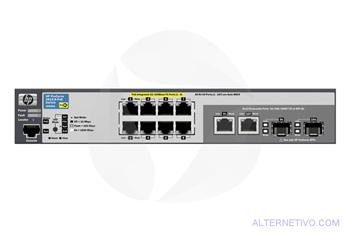 Aruba 2615 8 PoE Switch