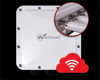 WatchGuard AP327X and 3-yr Secure Wi-Fi