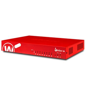 WatchGuard Firebox T80 with 1-yr Total Security Suite (EU)